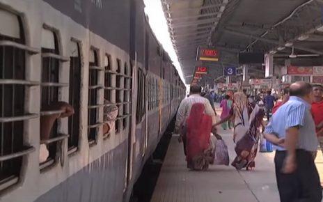 13 special trains in diwali