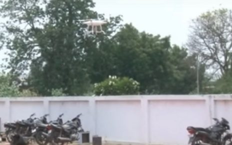 drone banned in ahmedabad