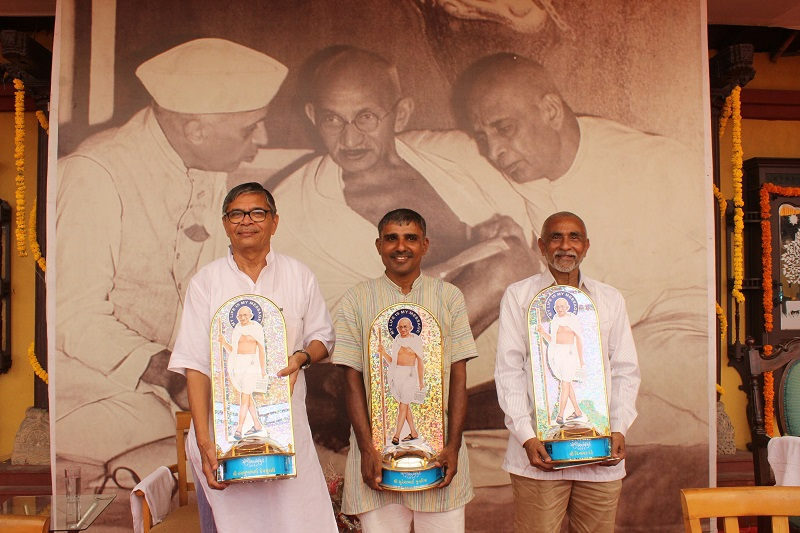 gandhi mitra award 2018 winner