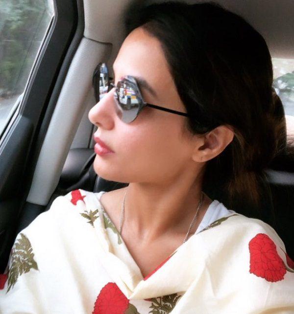 hina khan ahmedabad