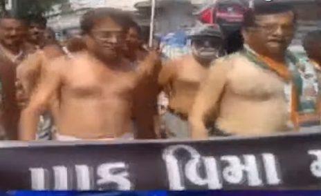 lalit vasoya without shirt