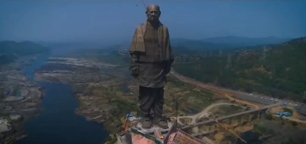 statue of unity section 144