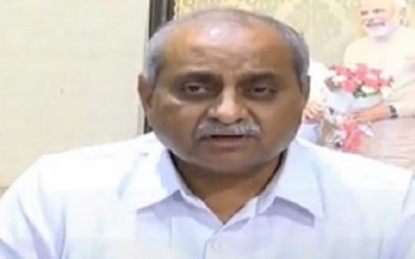 Ahmedabad to be renamed as Karnavati says Nitin Patel