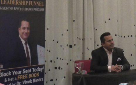 dr vivek bindra in ahmedabad