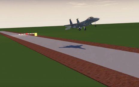 emergency landing air strips