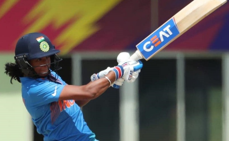harmanpreet kaur hits century in t20