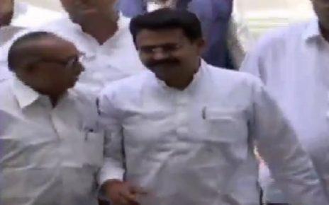 rajeev satav to visit gujarat