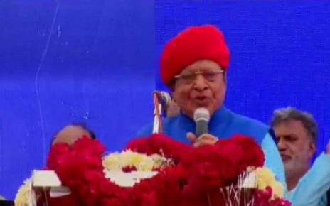 vaghela says bjp is a conspirator party