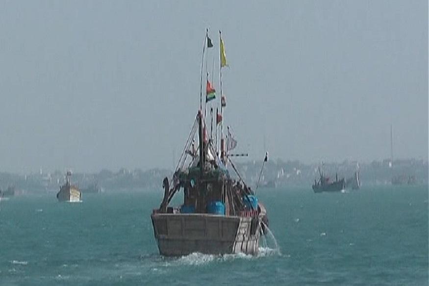200 boats lost telecommunication