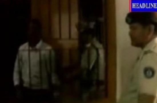 Alpesh kathariya caught by police