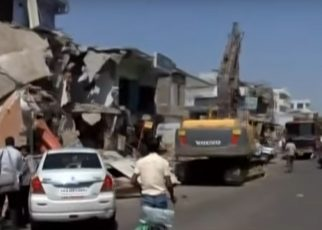 ahmedabad demolition