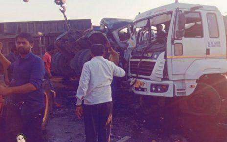 bhachau triple accident