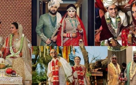 bollywood marriages