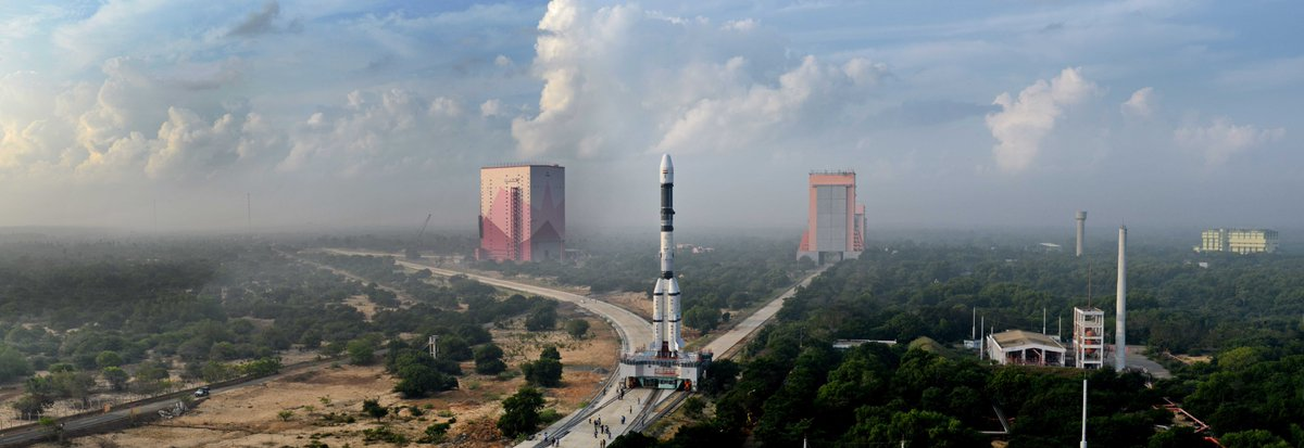 gslv f11 gsat 7a successful