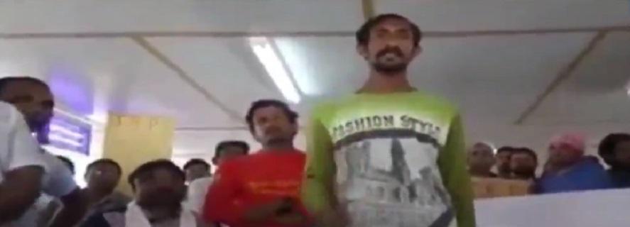 gujarati youth stranded in saudi arabia