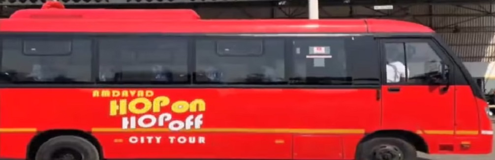 hop-on hop-off bus in ahmedabad
