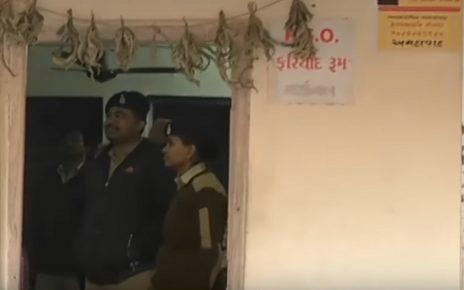 vasna police raid on liquor party