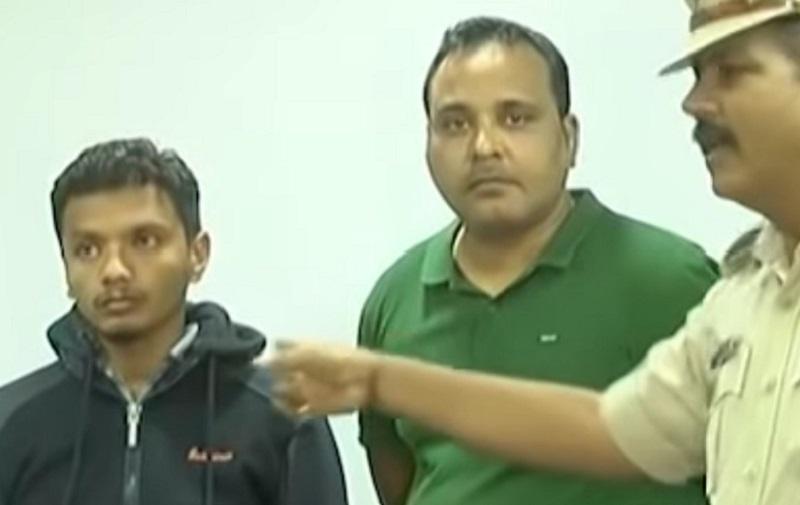 yashpal solanki arrested by police