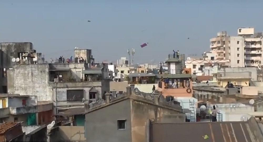 ahmedabad kite festival in raipur