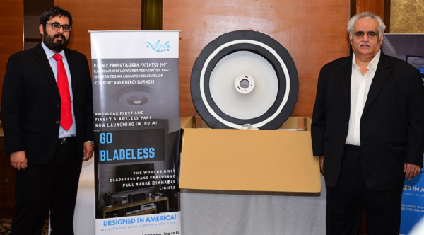 bladeless fans