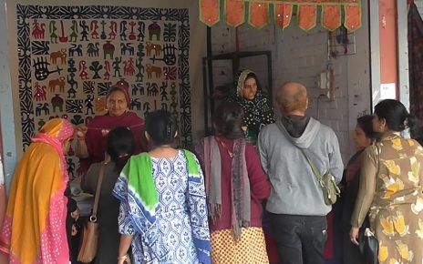 exim bazar art and craft exhibition