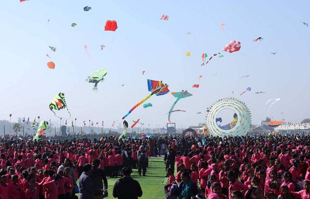 kite festival ahmedabad 2018