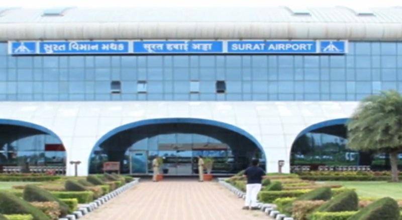 surat international airport