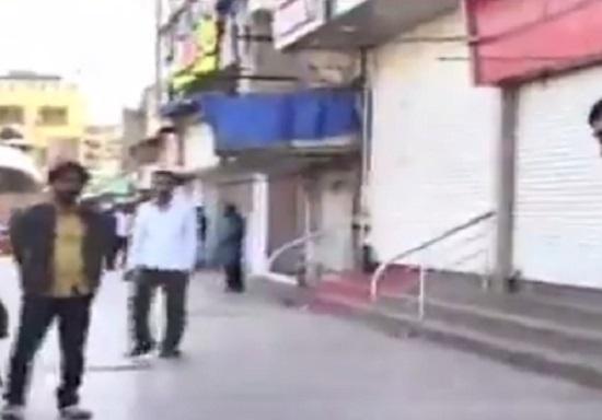 ahmedabad bandh pulwama attack