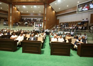 budget session of gujarat assembly