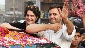 priyanka rahul in gujarat