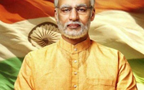 vivek oberoi as Modi in film