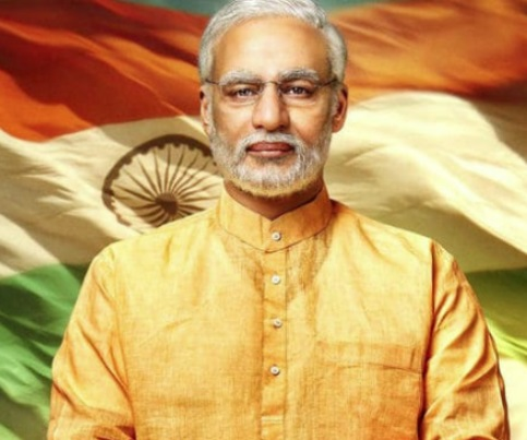 vivek oberoi as Modi in film