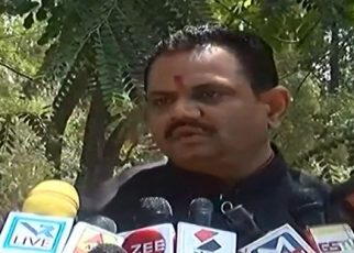 jitu vaghani media interaction on ls elections