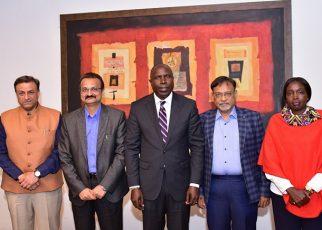 kenya business delegation
