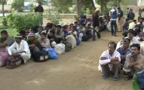 100 fishermen in pak jail