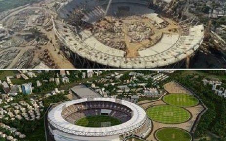 ahmedabad new cricket stadium