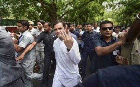 gandhi modi election