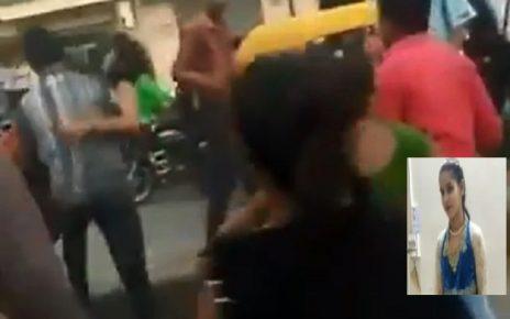girl stabbed in bawla in daylight