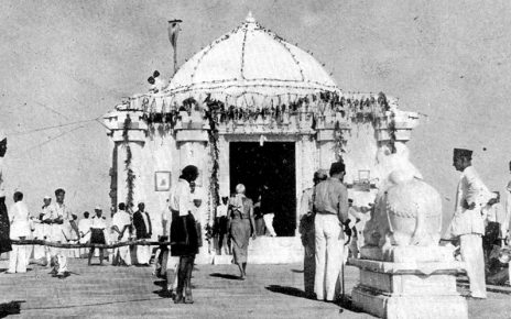 somnath temple old photo
