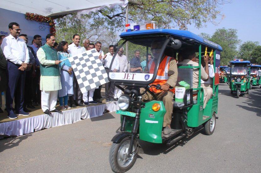 e auto in ahmedabad