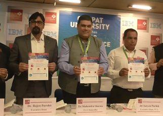 ganpat university launch course