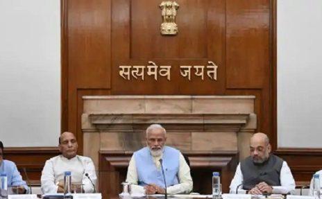 pm modi cabinet reshuffle