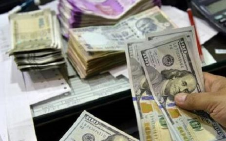 rupee dollar exchange rate