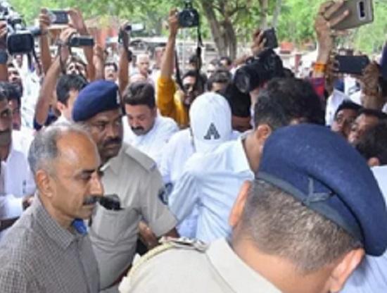 sanjiv bhatt life imprisonment