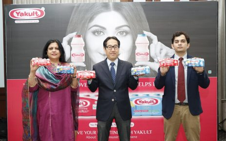 yakult product launch in ahmedabad