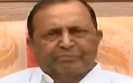 Vithal Radadiya passes away