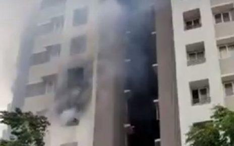 gota fire ahmedabad