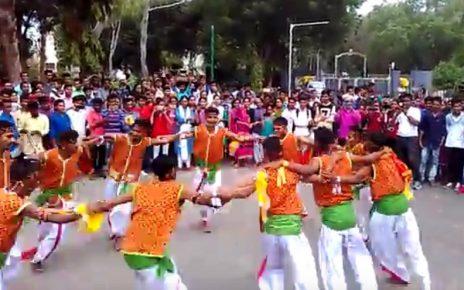adivasi day in ahmedabad