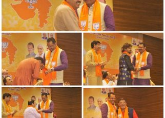 artists join bjp group