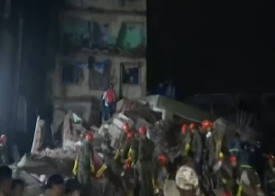 bhiwandi buidling collapse